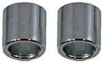 1967 - 1981 Camaro Disc Brake Caliper Bolt Sleeve Bushings, Single Piston, Pair
