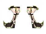1969 Camaro Front Disc Brake Caliper Mounting Brackets, Pair