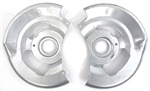 1970 - 1981 Camaro Front Disc Brake Backing Plates, Pair