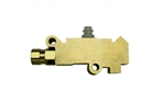 1967 - 1981 Proportioning Valve and Distribution Splitter Block Combo, Disc / Disc