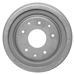 1967 - 1968 Camaro Front Brake Drum, Non-Finned