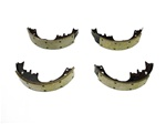 1982 - 2002 Rear Drum Brake Shoes / Pads Set