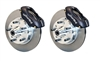 1967 - 1969 Camaro Wilwood  Front Brake Forged Dynalite Pro Series, 11 Inch Rotor