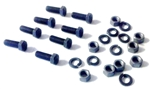 1967 - 1981 Camaro Brake Backing Plate Mounting Hardware Set, Rear Drum | Camaro Central
