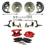 1967 - 1969 Camaro Wilwood Front Power DISC Brake Conversion Kit