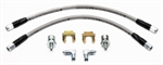 Wilwood Brakes Stainless Steel Braided Flexline Kit