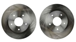 1967 - 1992 Camaro Rear Disc Brake Replacement Rotors, PAIR