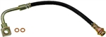 1998 - 2002 Chevrolet Camaro FRONT Disc Brake Hose w/ ABS and Traction Control, LH Driver Side