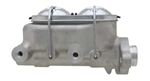 "1967 - 1992 GM Camaro Light Weight Aluminum Master Cylinder with Chrome Lid 1"" Bore, Power or Manual"