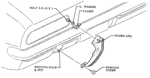 1968 camaro front bumper diagram   32 wiring diagram