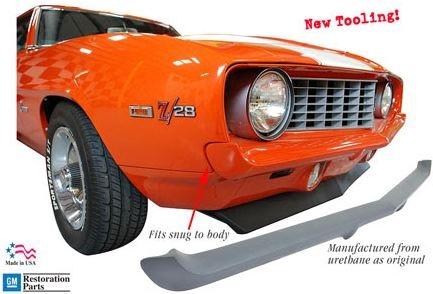 1969 Camaro Front Spoiler New