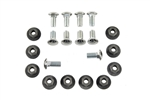 1970 - 1973 Camaro Bumper Bolts Set, Correct OE Style Small Head, Includes Nuts