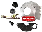 New Chevy 3858403 Bellhousing Kit with Cover, Fork, Bearing, Boot and more, 10.5""