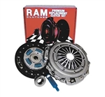 1967-1981 Clutch Kit with Pressure Plate, 11 Inch Fine Spline