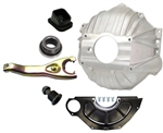 New Chevy 3899621 Bellhousing Kit with Cover, Fork, Bearing, Boot and more, 11""