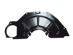 1967 - 1981 Camaro Clutch Bellhousing Flywheel Dust Cover Inspection Plate, Manual Transmission, 12 Inch Truck Style