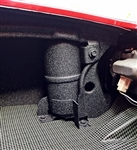 1967 - 1968 Camaro Convertible Cocktail Shaker, Vibration Dampener Rear Right Hand, GM Original Used