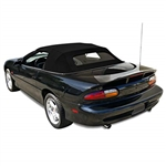 1994 - 2002 Camaro Convertible Top, Premium Cloth Rear Plastic Window, Window ONLY