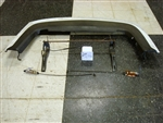 1987 - 1992 Covertible Top Tonneau Body Hatch Panel, Original GM