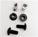 1967 Console Housing Assembly Mounting Hardware Set