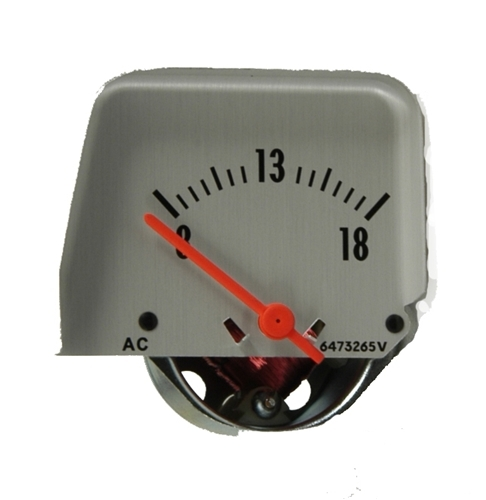 CON 869 2?1479191086 1969 camaro console gauge, voltmeter, for use in replacement of  at mifinder.co
