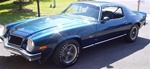 Chris Lutz 1974 Z28 Type LT