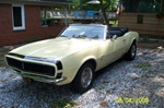 Chuck 1967 RS Convertible