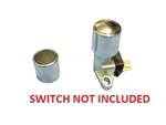 1967 - 1981 Headlights Dimmer Switch Cover for Any Floor Mounted