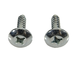1967 - 1968 Camaro Correct Radio Dash Mounting Screws, Pair