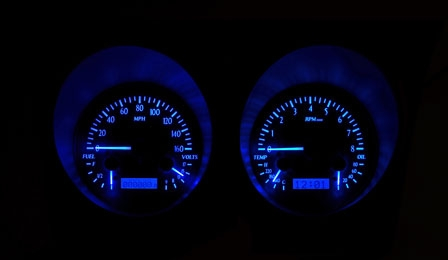 1967 1968 camaro dash instrument cluster gauges set vhx our