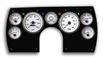 1982 - 1989 Camaro PERFORMANCE WHITE MECHANICAL SPEEDO Dash Instrument Cluster Gauge Kit: Speedometer, Tachometer, Oil Pressure, Water Temp, Voltmeter, Fuel