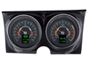 1967 Camaro Dash Instrument Cluster Gauges Set, RTX : Speedometer, Tachometer, Oil Pressure, Water Temp, Voltmeter and Fuel