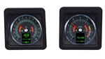 1969 Camaro Dash Instrument Cluster Gauges Set, RTX : Speedometer, Tachometer, Oil Pressure, Water Temp, Voltmeter and Fuel