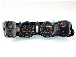 1979 - 1981 Camaro Dash Instrument Gauge Cluster Kit Assembly with 130 MPH Speedo, Updated Voltmeter, and 8K Redline Tach