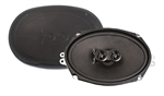 1982 - 1992 Camaro Side Sail Panel Stereo Speakers, Premium Version