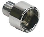 1967 - 1968 Camaro Dash Headlight Switch Nut, Chrome Plated