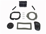 1969 Dash Fresh Air Astro Ventilation Duct Housing Seal Kit