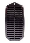 1970 - 1981 Camaro Door Jamb Air Vent Louver Assembly with Inner Liner, Each