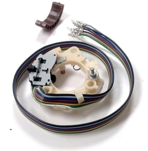 1967 - 1968 camaro turn signal switch wiring harness, 8 pin  camaro central
