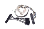 1969 - 1976 Camaro Turn Signal Switch Wiring Harness Assembly with Adapter