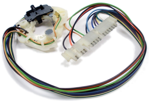 1989 - 1990 Camaro Turn Signal Switch Wiring HarnessCamaro Central