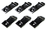 1970 - 1978 Camaro Dash Pad Clip Set for Reproduction Style Dash Pads