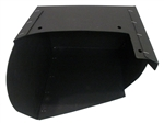 1982 - 1992 Rear Cargo Trunk Hatch Area Storage Box, Fiberboard