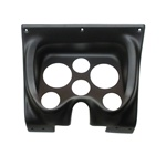 1967 - 1968 Camaro Custom Dash Instrument Cluster Housing with 6 Holes, Choice of Finish