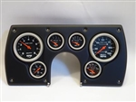 1982 - 1989 Camaro Custom Dash Instrument Cluster Housing with Auto Meter Gauges, Choice of AutoMeter Gauges