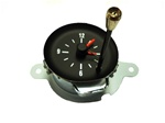 1970 - 1978 Camaro Dash Clock for Instrument Cluster with Gauges 3980116