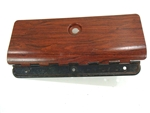 1969 Camaro Rosewood Woodgrain Dash Glove Box Door, Original GM Used
