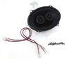 1967-1969 Dual Voice Coil (DVC) Center Dash Speakers WITH Factory Air
