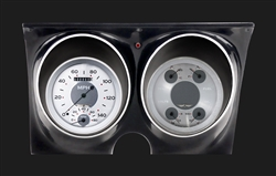 1967 - 1968 Dash Instrument Cluster Housing with Gauges (All American Series), Custom OE Style