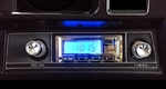 1969 - 1977 Camaro Radio with BLUETOOTH, USB, AUXILIARY, 100 Watt